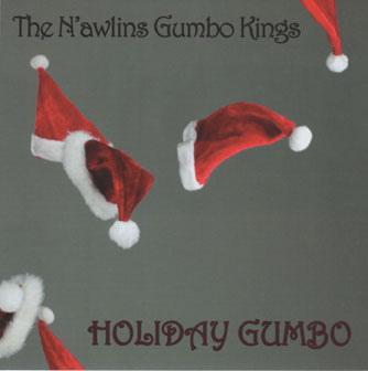 'Holiday Gumbo' - CD front cover